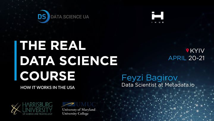 The real Data Science Course: How it works in the USA