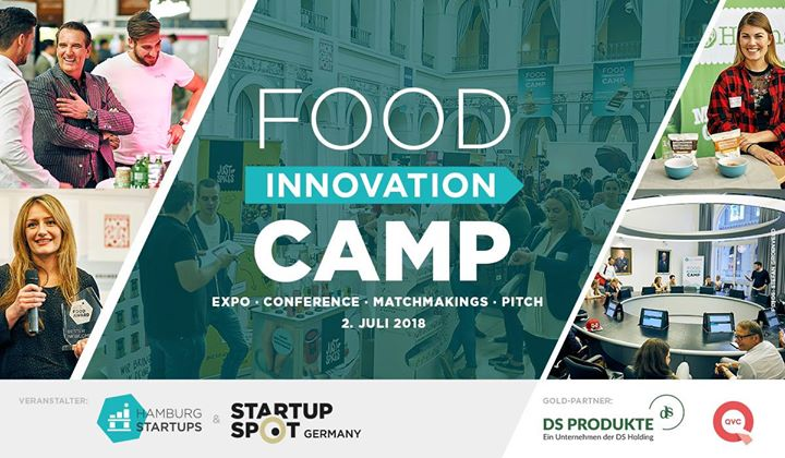 Food Innovation Camp 2018