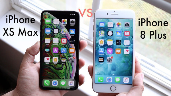 iPhone xs max или iPhone 8 plus?