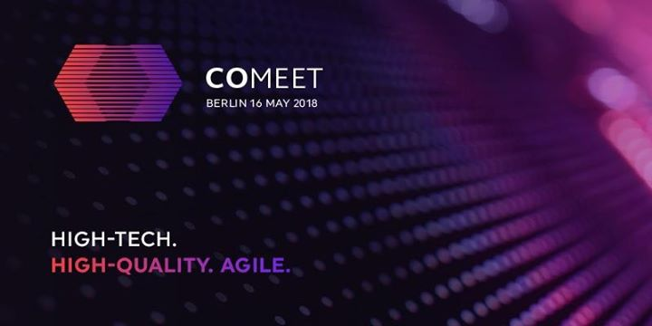 CoMeet | 16th May 2018 | Berlin