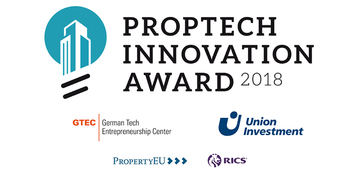 PropTech Innovation Award Ceremony 2018