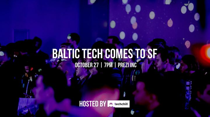 Baltic Tech Comes to San Francisco
