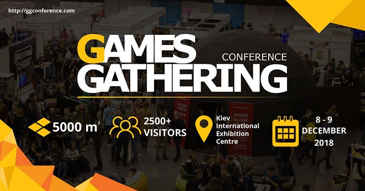 Games Gathering Conference 2018