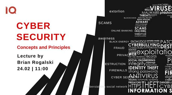 Cyber Security. Concepts and Principles