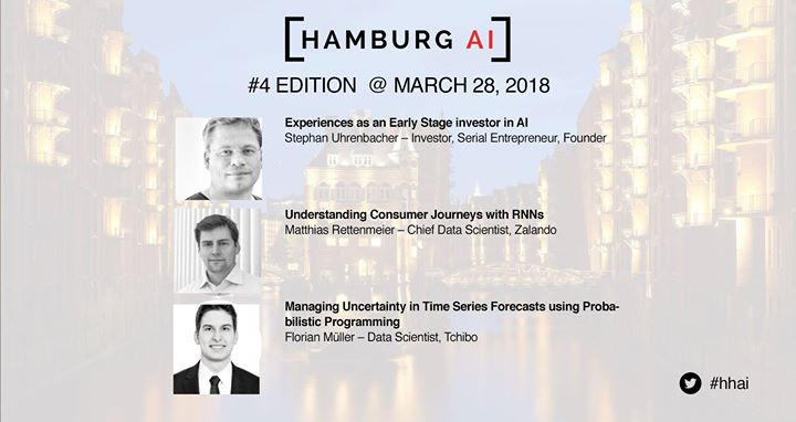 HamburgAI #4: AI Community Gathering