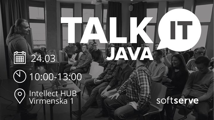 Talk IT: Java