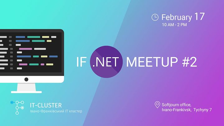 IF .NET Meetup #2