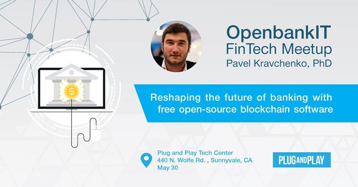 OpenbankIT FinTech Meetup - Silicon Valley