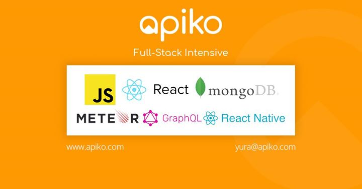 Apiko Full-Stack Intensive