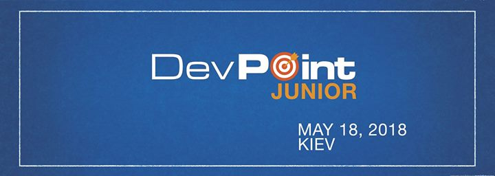DevPoint Junior - Conference