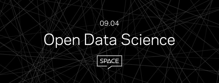 Open Data Science April Meetup