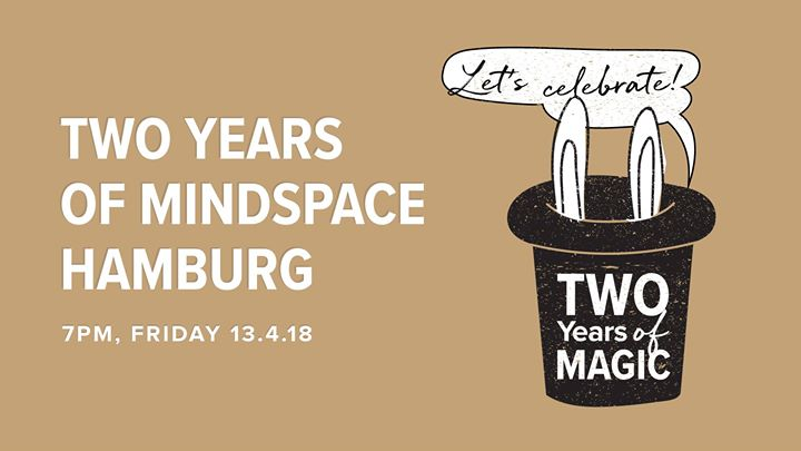 2 Years of Mindspace Hamburg (invite only)