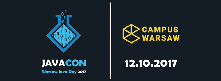 JavaCon - Warsaw Java Day 2017