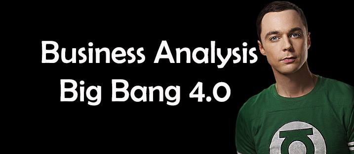 Курс Business Analysis Big Bang 4.0