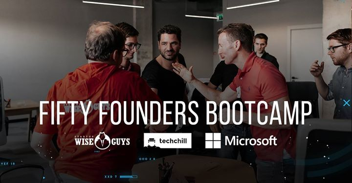 Fifty Founders Bootcamp