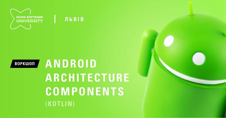 Android Architecture Components (Kotlin)