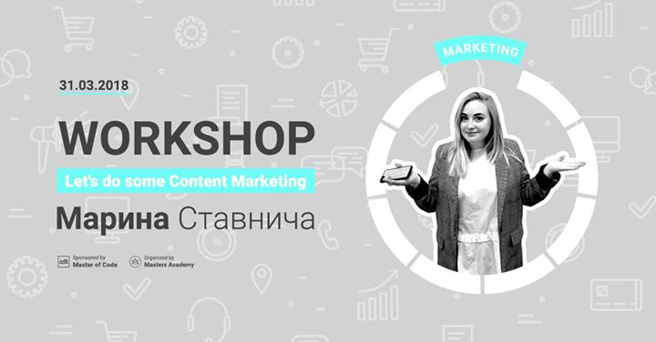 Marketing Workshop: Let's do some Content Marketing