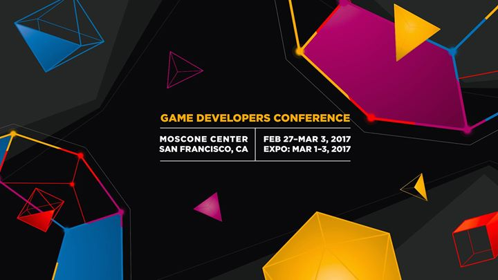 The 2017 Game Developers Conference